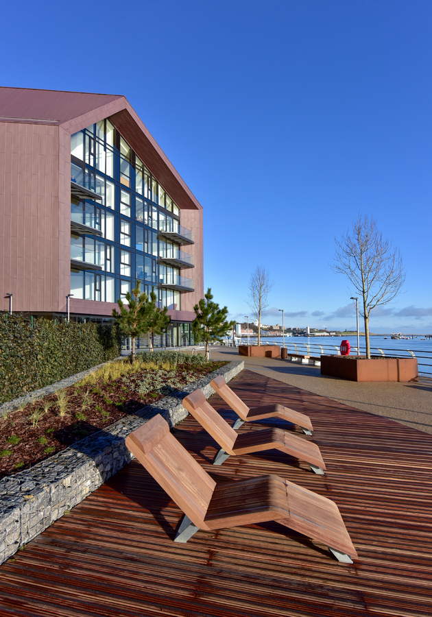 Smith's Dock, North Shields - Urban Splash and Places for People